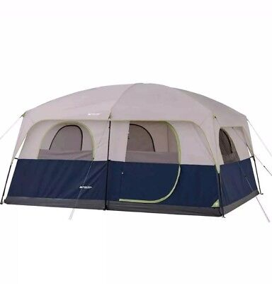 Ozark Trail 13 X 9 Screen House Tent Canopy Shelter 43 Sq Ft