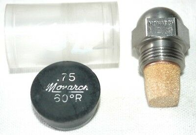 Gicleur fuel Monarch 0.75, 60° R