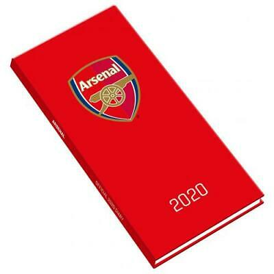 Arsenal Fc New Pocket Diary For 2020 Gunners Xmas Christmas Gift Just Arrived
