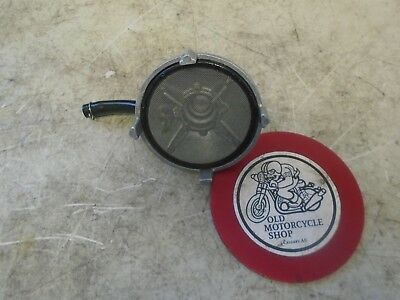 1978 Honda Cb550K Oil Strainer And Screen Oem 15150-374-000