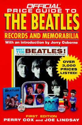 Official Price Guide to the Beatles (Serial) by Perry Cox