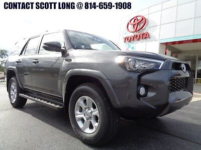 2019 Toyota 4Runner New 2019 4Runner SR5 Premium 4x4 Navigation New 2019 4Runner SR5 Premium 4x4 Navigation Rear Camera Leather Magnetic Gray