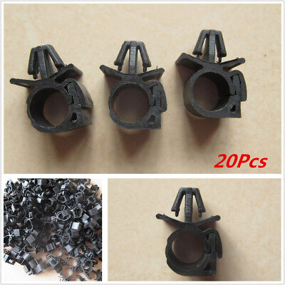 20x High quality Car Wiring Harness Fastener for car wiring harness clamps all wiring diagram