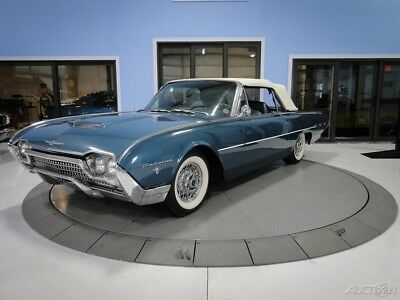 1962 Ford Thunderbird  1962 Used Automatic