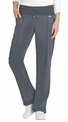 Grey's Anatomy Women's 4276 Yoga Scrub Pant-Granite