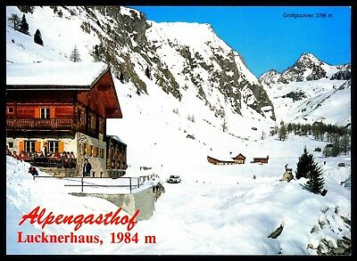 Alpengasthof . Lucknerhaus At 1984 M . Picture Postcard <06