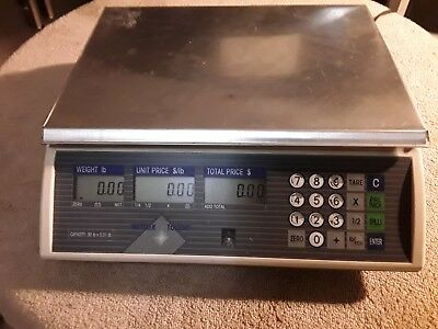 Mettler Toledo 8433? 30lb x 0.01lb Scale Weight Price