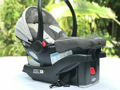Drago Snugride 30LX Click Connect CAR SEAT and BASE