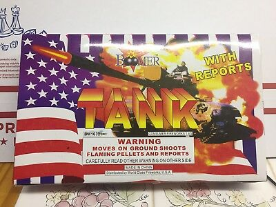 Fireworks Label Tanks By Boomer 12 Tanks Labels Unopen These Are Great For Kids
