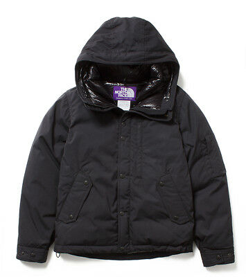11351bec3 THE NORTH FACE PURPLE LABEL Mountain Short Down Parka - EXCELLENT COND -  9/10