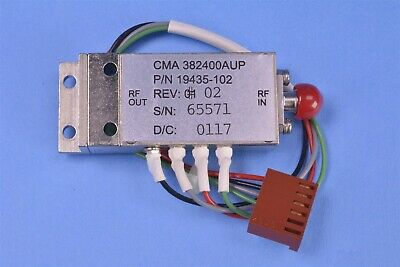 CPI RF Up Converter Multiplier Transverter 13 to 40 GHz Model CMA382400AUP