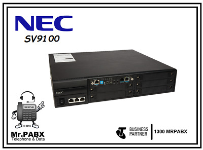 NEC SV9100 Phone System with GCP-CP10