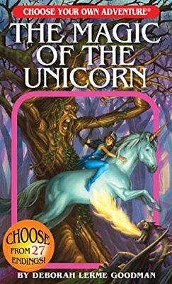 The Magic of the Unicorn (Choose Your Own Adventure) (Choose Your Own Adventu...