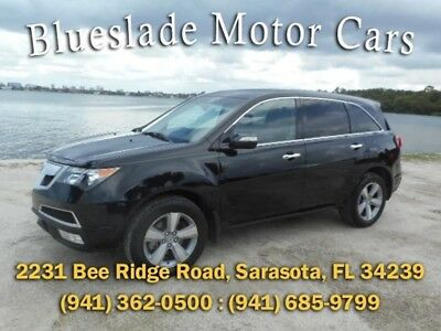 2011 MDX SH AWD w/Tech 4dr SUV w/Technology Package 2011 Acura MDX SH AWD w/Tech ONE FLORIDA OWNED EVERY OPTION EXTRA NICE!