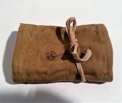 Wwii Canadian Issued House Wife Pouch 1941