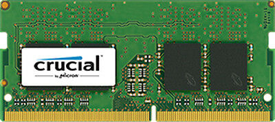 Crucial 8GB DDR4 2400 (PC4-19200) Memory - CT8G4SFS824A
