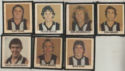 Afl  Team *collingwood :players ,stan Magro,peter Daicos,ron Wearmouth,tony Shaw