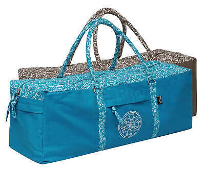 Yogishop Yogatasche All-in - Cotton - Vintage Turquoise NEU & OVP