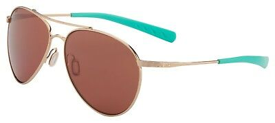 20935c2beaf2 Costa Del Mar Piper Sunglasses PIP-126-OCP Gold Frame 580P Copper Polarized  Lens