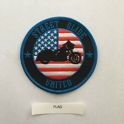 Street Glide Patches