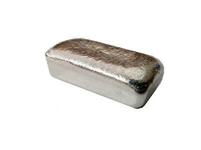 1 Troy Ounce Silver Bar | 90% Silver | Hand Poured | Free Shipping on 3+ Items