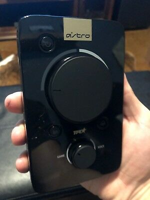 Astro A40 Tr Black MixAmp Pro TR For PS4/PS3