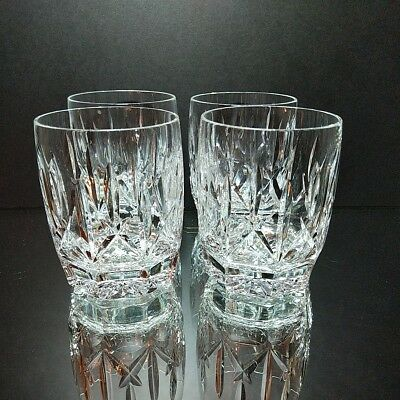 """WATERFORD """"Westhampton"""" Lead Crystal Double Old Fashioned Rocks Glass - Signed"""