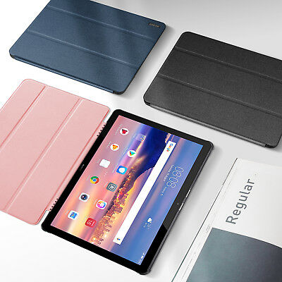 For Huawei MediaPad T5 Smart Magnetic Leather Stand Folding Folio Case Cover