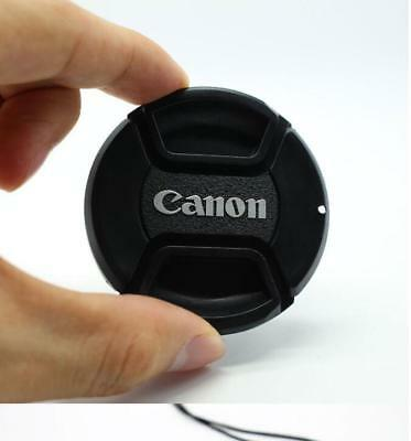 1 PCS  New  77mm  Front Lens Cap for CANON