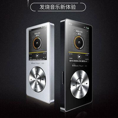 TFT Hifi Lossless Music MP3 Player 8GB with FM Radio Support FLAC ALAC M220 Gift