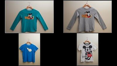 Esprit Mickey 4 T shirts 8 9 10