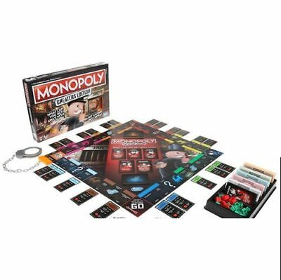 Monopoly Cheaters Edition - Brand New & Sealed