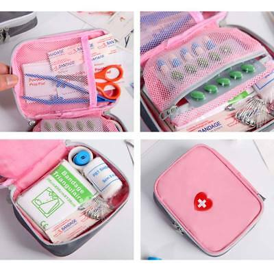 Outdoor Travel Cute Mini First Aid Kit Bags Survival Emergency Kit Pill Storage
