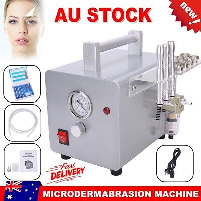 Powerful Dermabrasion Diamond Skin Microdermabrasion Machine Peel Face Clean