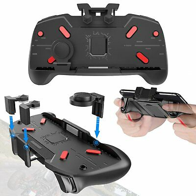 PUBG Mobile Shooter Controller Game Trigger Fire Button Handle Per Smartphone