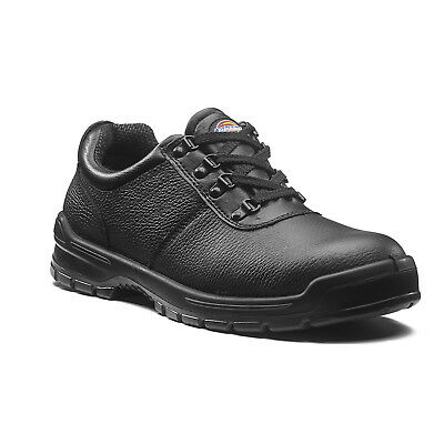 Dickies Clifton II Safety Work Shoes Black (Sizes 3-14) Men's Trainers