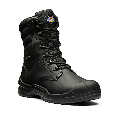 Dickies Trenton Pro Safety Work Boots Black (Sizes 6-12) Men's Shoes
