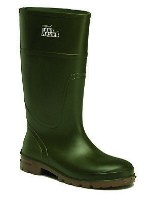 Dickies Landmaster Lightweight Wellington Boots Green (Sizes 4-13) Men's Shoes