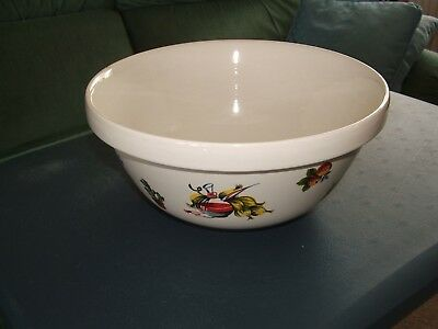Vintage Lord Nelson Pottery Rio Mixing Bowl 1950's/60's