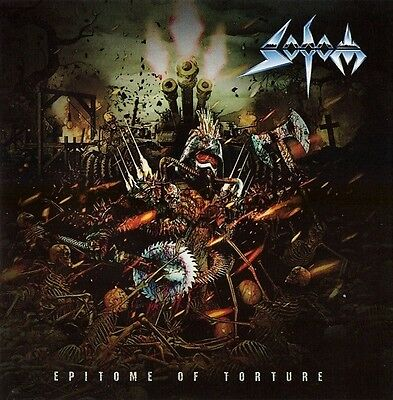 Sodom - epitome of torture, CD, Neuware