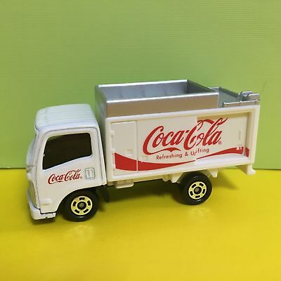 Tomica Coca Cola Truck Car Figure Toy Japan