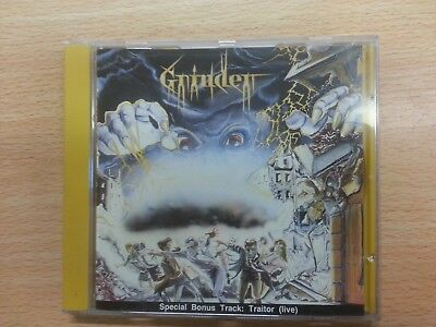 Grinder - Dawn for the Living - CD - #47