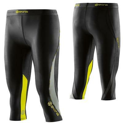 Skins DNAamic compression 3/4 tights women's training running gmy sports pants