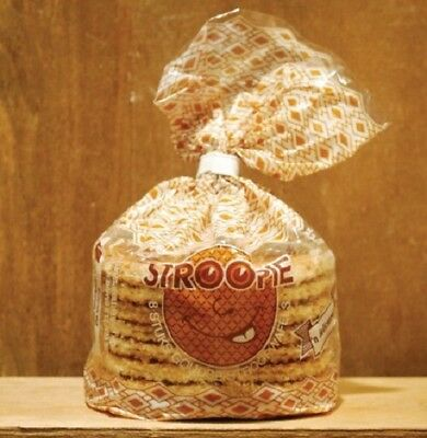 STROOPIE STROOPWAFELS 250G, Product of Dutch.