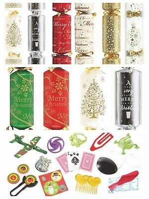 50 Tom Smith Luxury Christmas Catering Crackers Xmas New Years Party Presents