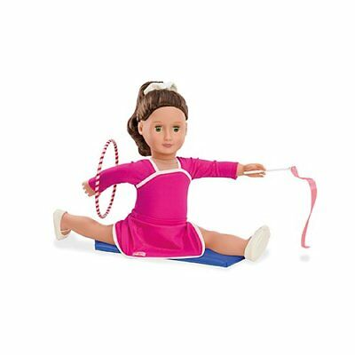 Our Generation Leaps and Bounds Doll Outfit Gymnastics Dress