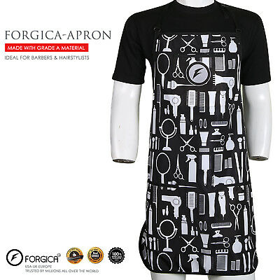 Professional Sublimated Apron Women Men Barber Waterproof Aprons By Forgica®