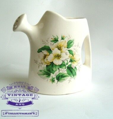 Vintage Eastgate Pottery watering can/vase very rare Withernsea