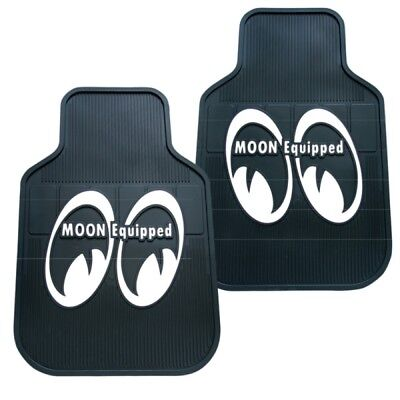 Fußmatten MOON MOONEYES Equipped Mats HOT ROD CUSTOM KUSTOM RAT ROD floor Matte