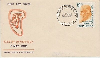 India - Various Events, People & Anniversaries (9no. PO FDC's) 1960-76